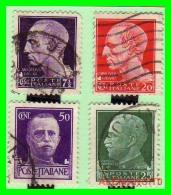 ITALI A  SELLOS  AÑO 1929  VICTOR ENMMANUEL - 1900-44 Victor Emmanuel III