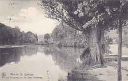 Rhode St Genèse - Un Coin Du Grand Lac Des Sept Fontaines (Nels, 1908) - Rhode-St-Genèse - St-Genesius-Rode