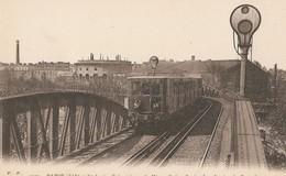 PARIS - 75 -  19è Ardt. - Station Jean-Jaurès - Voie Aérienne Du Métropolitain - Arrondissement: 19
