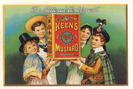 KEEN'S MUSTARD - REPRO - Advertising