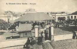 A-17-1260 : CAP VERT  S. VICENTE CABO VERDE MERCADO - Cap Vert