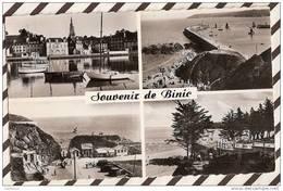 U585 BINIC MULTI VUES 1955  2 SCANS - Binic