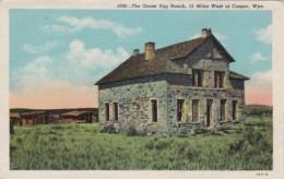 Wyoming Casper The Goose Egg Ranch
