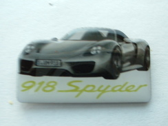PIN´S PORSCHE 918 SPYDER - Porsche