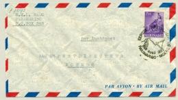 Suriname - 1953 -  Eerste Vlucht Paramaribo - Moengo Door Vliegbedrijf Kappel-van Eyck - Suriname ... - 1975