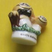 Fève  - Champi Folies  - Champignon -  Bolets élégants - Réf AFF 2003 43 - Autres