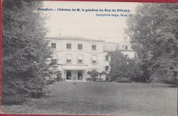 Watermaal-Bosvoorde - Watermael-Boitsfort Chateau De M. Le General Du Roy De Blicquy Roi CPA - Watermael-Boitsfort - Watermaal-Bosvoorde
