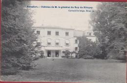 Watermaal-Bosvoorde - Watermael-Boitsfort Chateau De M. Le General Du Roy De Blicquy Roi CPA (In Zeer Goede Staat) - Watermael-Boitsfort - Watermaal-Bosvoorde