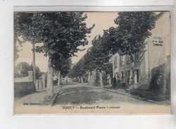 TOUCY - Boulevard Pierre Larousse - Très Bon état - Toucy