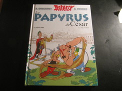 Album Bd Asterix Le Papyrus De Cesar 2015 Bd Neuve Achat En Double - Astérix