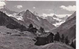 Switzerland Saint-Luc Aplage Des Moyes 1968 Real Photo - VS Valais