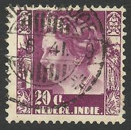 Netherlands Indies, 20 C. 1939, Sc # 211, Used - Indes Néerlandaises