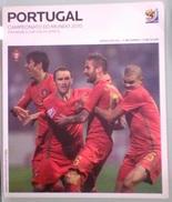 MAGAZINE SUR L' ÉQUIPE NATIONALE DU PORTUGAL 2010 - Livres, BD, Revues