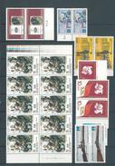 DDR Lot Postfrische Einheiten (s Beschreibung) (12534) - [6] République Démocratique