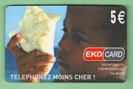 EKO CARD N°41 *** 5€ *** Tirage 12 000 Ex *** (A107-P3) - France