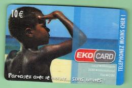 EKO CARD N°46 *** 10€ *** Tirage 10 000 Ex *** (A107-P2) - France
