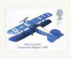 GRANDE-BRETAGNE - 2003 - TP  Autoadhésif  YT 2479  - SG N°2403 - NEUF  LUXE ** MNH - Jouet Ancien, Modèle Réduit - Unused Stamps