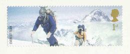 GRANDE-BRETAGNE - 2003 - TP  Autoadhésif  YT 2434  - SG N°2366 - NEUF  LUXE ** MNH - Conquête De L'Everest - Unused Stamps