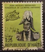 HAITI 1977 Airmail - Jean-Jacques Dessalines Commemoration, 1760-1806. USADO - USED. - Haití