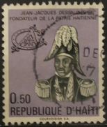 HAITI 1977 Jean-Jacques Dessalines Commemoration, 1760-1806. USADO - USED. - Haití