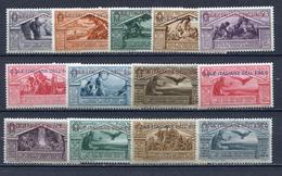 COLONIE EGEO 1930 - VIRGILIO + AEREA  S.5    MNH** - Egeo