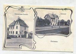 GERMANY - AK293652 Herbstein - 150 Jahre Postgeschichte 1998 - MODERN REPRINT - Other