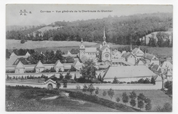 BEYSSAC - CORREZE - VUE GENERALE DE LA CHARTREUSE DU GLANDIER - CPA NON VOYAGEE - Altri Comuni