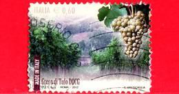 ITALIA - Usato - 2012 - Made In Italy: Vini DOCG -  0,60 € • Greco Di Tufo - 6. 1946-.. Repubblica