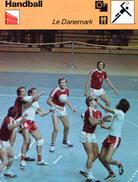 HANDBALL***    JO Montréal 1976  ** Danemark / Tchécoslovaquie - Handball