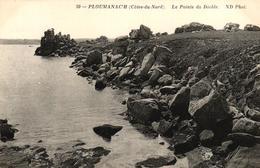 PLOUMANAC'H -22- LA POINTE DU DIABLE - Ploumanac'h