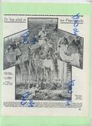 Poperinge :  De HOP PLUK  :  Knipsel Uit ONS VOLK Van 1923  (  A4 ) - Sin Clasificación