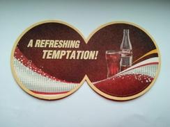 Coca-Cola From Romania - Double - Coasters