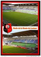 AK Stadion Postkarte Stade De La Route De Lorient Rennes Rennais FC FRANCE Frankreich Foot Stadium Postcard Stadio Sport - Fussball