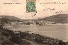 ST MICHEL EN GREVE -22- VUE GENERALE - Saint-Michel-en-Grève