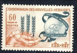 Nouvelles Hebrides 1963 N. 197 C. 60 MNH Cat. € 4.60 - French Legend