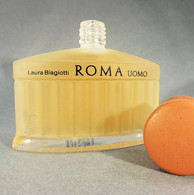 *FLACON FACTICE ROMA LAURA BIAGOTTI - Mode Flacon Bouteille Rome PLV Parfum Parfumerie - Factices