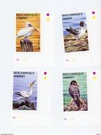 Mozambique 2002-Pélican Et Oiseuaux De Mer-YT 1740/43 ***MNH