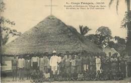 A-17-1264 : CONGO FRANCAIS BALOIS - Congo Français - Autres