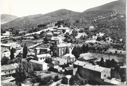 La Roche-st-Saint-Secret (Drôme) - Au 1er Plan, Les Collines Du Rastelet, Au Fond, La Lance - Edition Combier - Autres Communes