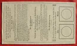 (1046077) Aufruf Zur Volksabstimmung 1934. Original-Beleg V. 1934 ! Adolf Hitler. Drittes Reich. Zeitgeschichte - Dokumente