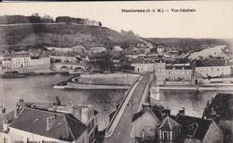 77----MONTEREAU---vue Générale---voir 2 Scans - Montereau