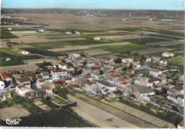Malissard (Drôme) - Vue Générale Aérienne Et L'Aérodrome - Edition Combier - Carte CIM Colorisée, Non Circulée - Francia