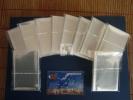 BLISTERS DE PROTECTION DES TELECARTES - ULTRA TRANSPARENCE - LE PAQUET DE 100 BLISTERS - Telefonkarten