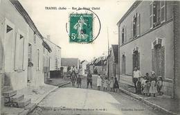 TRAINEL- Rue Du Vieux Chatel - Altri Comuni