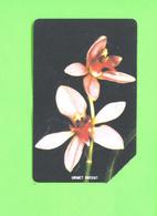 SIERRA LEONE - Urmet Phonecard/Orchid - Blumen