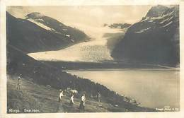 A-17-1282 : NORVEGE  NORGE SVARTISEN - Norvège