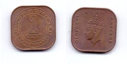 Malaya 1 Cent 1943 - Malaysie