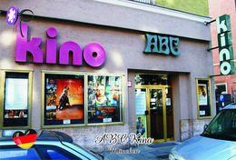 Carte Postale, Salle De Spectacles, Movie Theatre In Germany, München, ABC Kino - Cinema