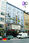 Carte Postale, Salle De Spectacles, Movie Theatre In Germany, München, Atelier Kino - Cinema