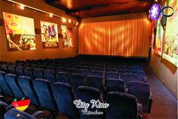 Carte Postale, Salle De Spectacles, Movie Theatre In Germany, München, City Kino - Cinema